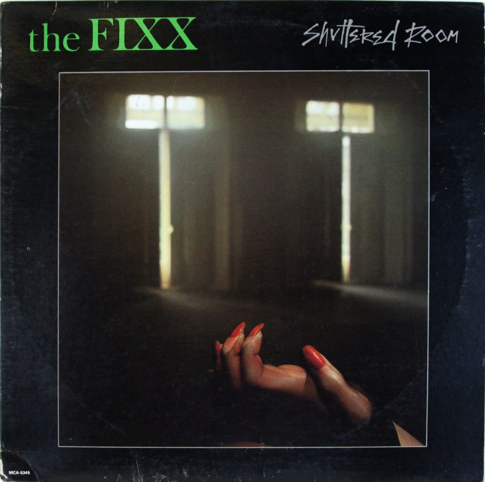 Fixx - Shuttered Room - Vinyl