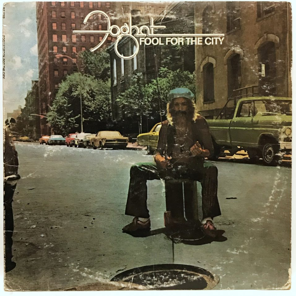 Foghat - Fool For the City - Vinyl