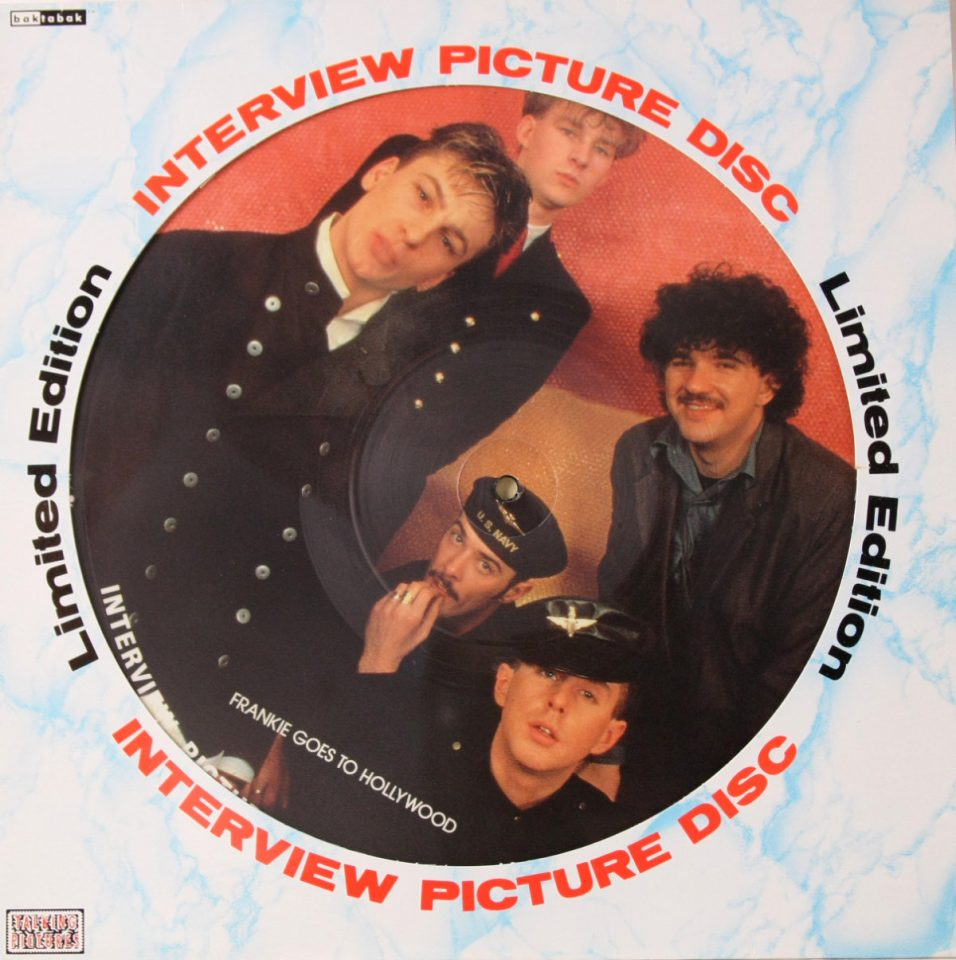 Frankie Goes to Hollywood - Interview Picture Disk - Vinyl