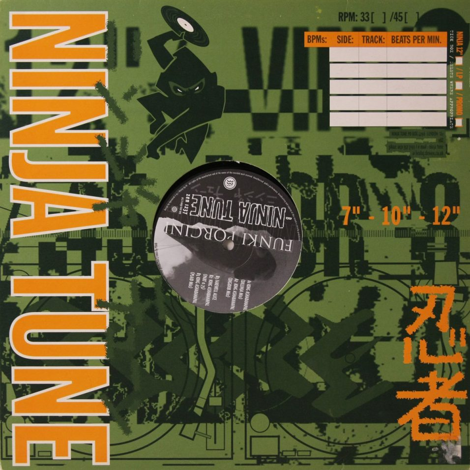 Funki Porcini - King Ashabanapal - Vinyl