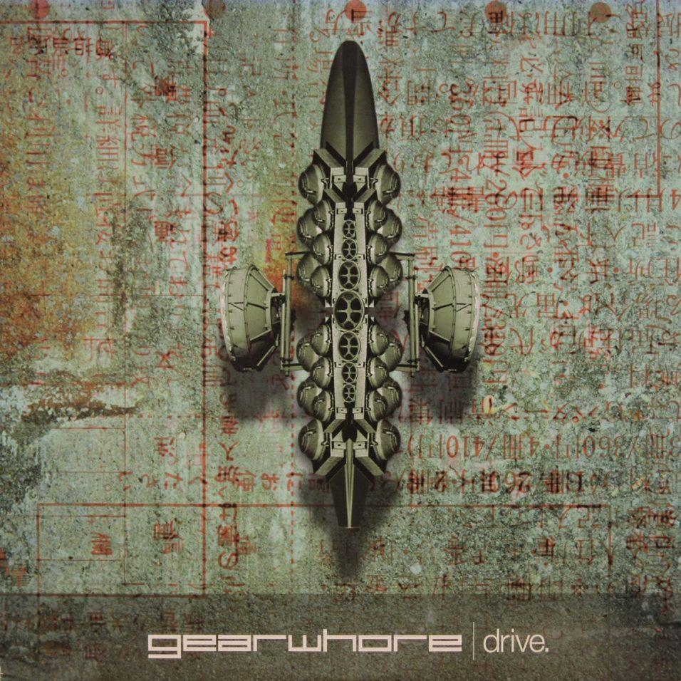 Gearwhore - Drive - Vinyl
