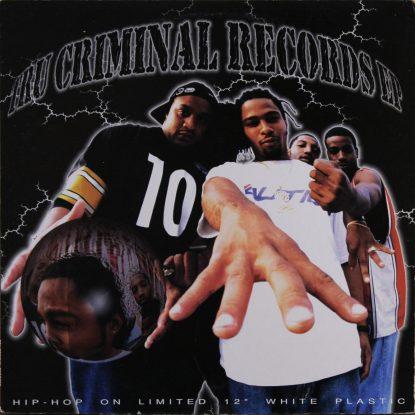 Tru Criminal Ep - Vinyl