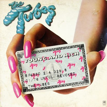 Tubes - Young and Rich - Vinyl