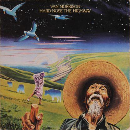 Van Morrison - Hard Nose The Highway - Vinyl
