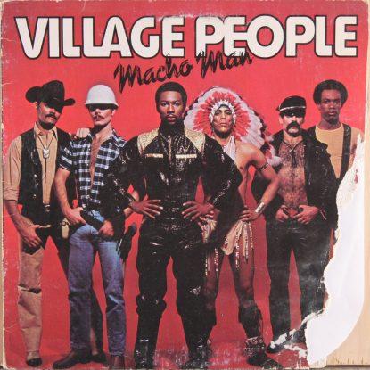 Village People - Macho Man - Vinyl