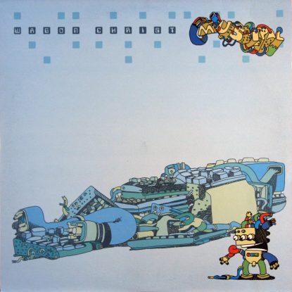 Wagon Christ - Musipal - Vinyl