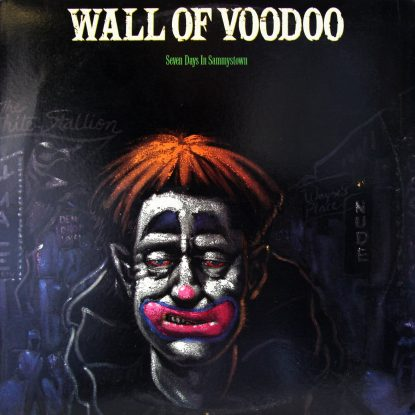 Wall of Voodoo - Seven Days In Sammystown - Vinyl