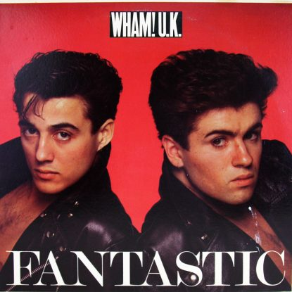 Wham! U.K. - Fantastic - Vinyl