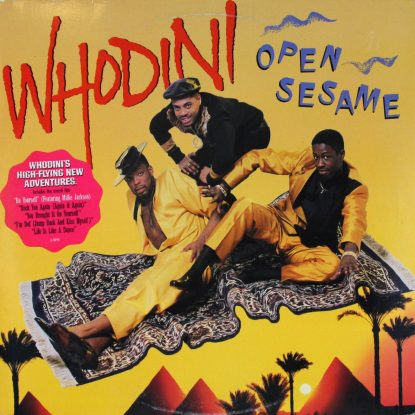 Whodini - Open Sesame - Vinyl