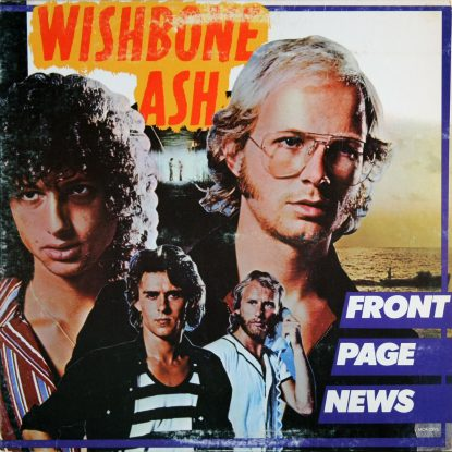 Wishbone Ash - Front Page News - Vinyl