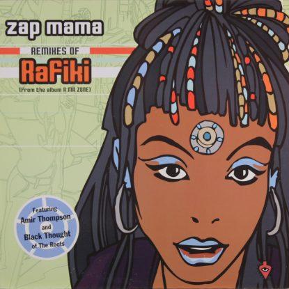 Zapa Mama - Rafiki - Vinyl
