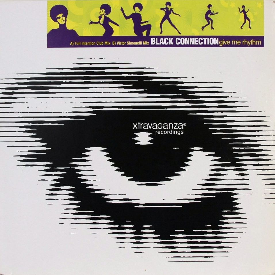 Black Connection - Give Me Rhythm - Vinyl