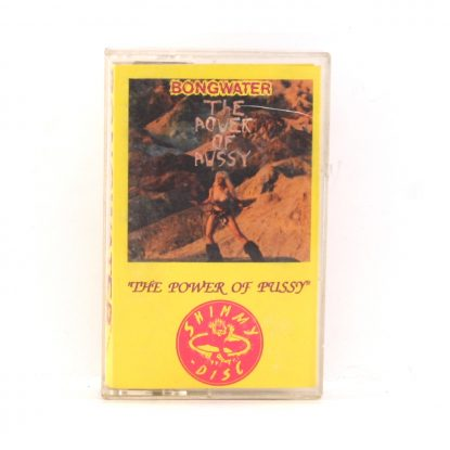 Bongwater - The Power of Pussy - Cassette