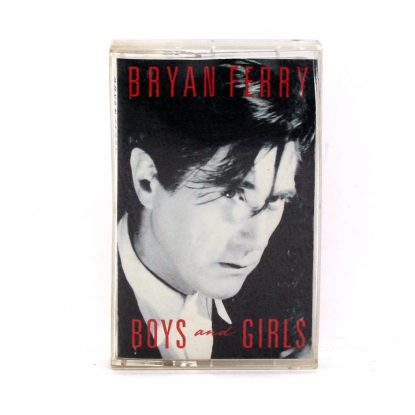 Brian Ferry - Boys and Girls - Cassette