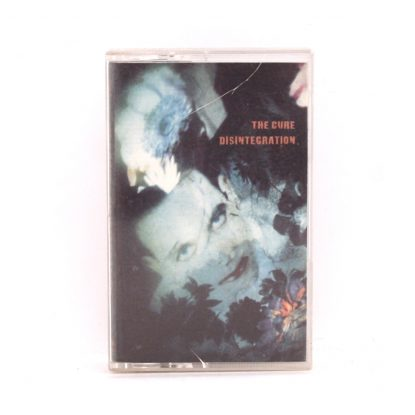 Cure - Disintegration - Cassette