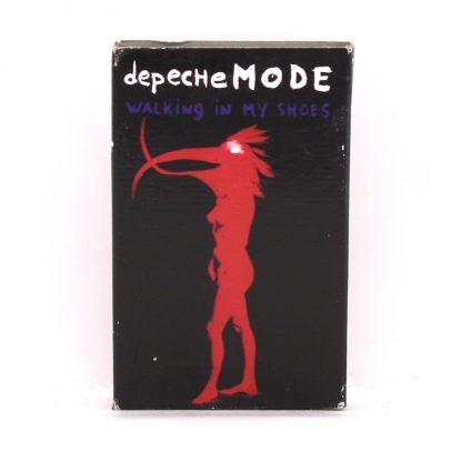 Depeche Mode - Walking In My Shoes - Single - Cassette