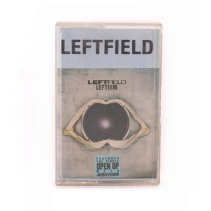 Leftfield - Leftism - Cassette