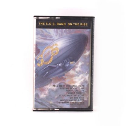 S.O.S. Band - On the Rise - Cassette