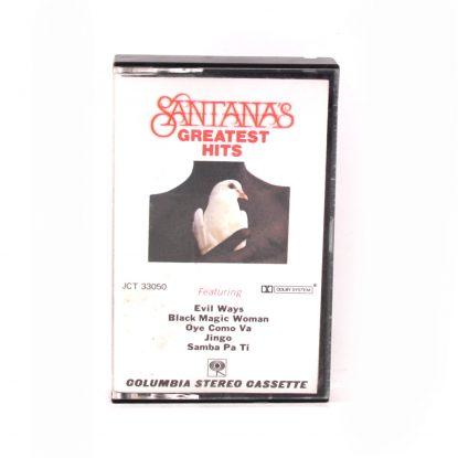 Santana's Greatest Hits - Cassette