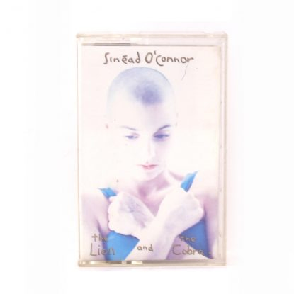 Sinead O' Connor - The Lion and the Cobra - Cassette