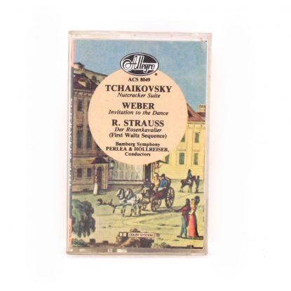 Tchaikovsky - Weber and R. Strauss - Cassette