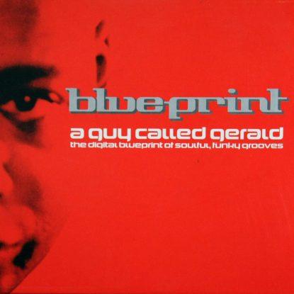 A Guy Called Gerald - Blueprint - CD