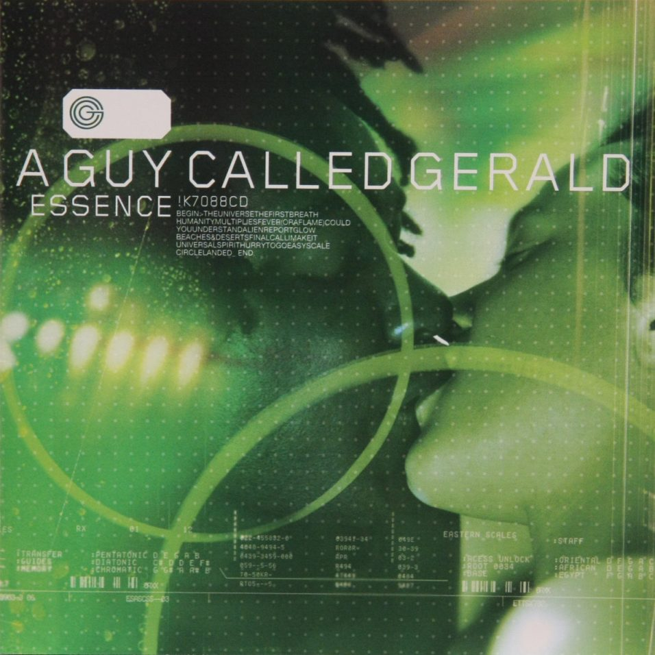 A Guy Called Gerald - Essence - CD