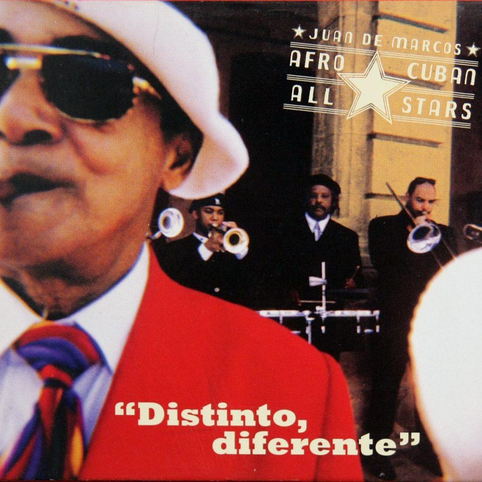 Afro Cuban Allstars - Distinto, Diferente - CD