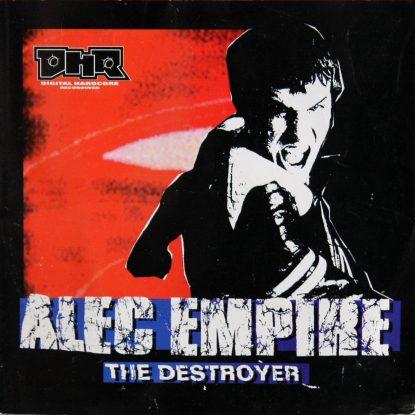 Alec Empire - The Destroyer - CD