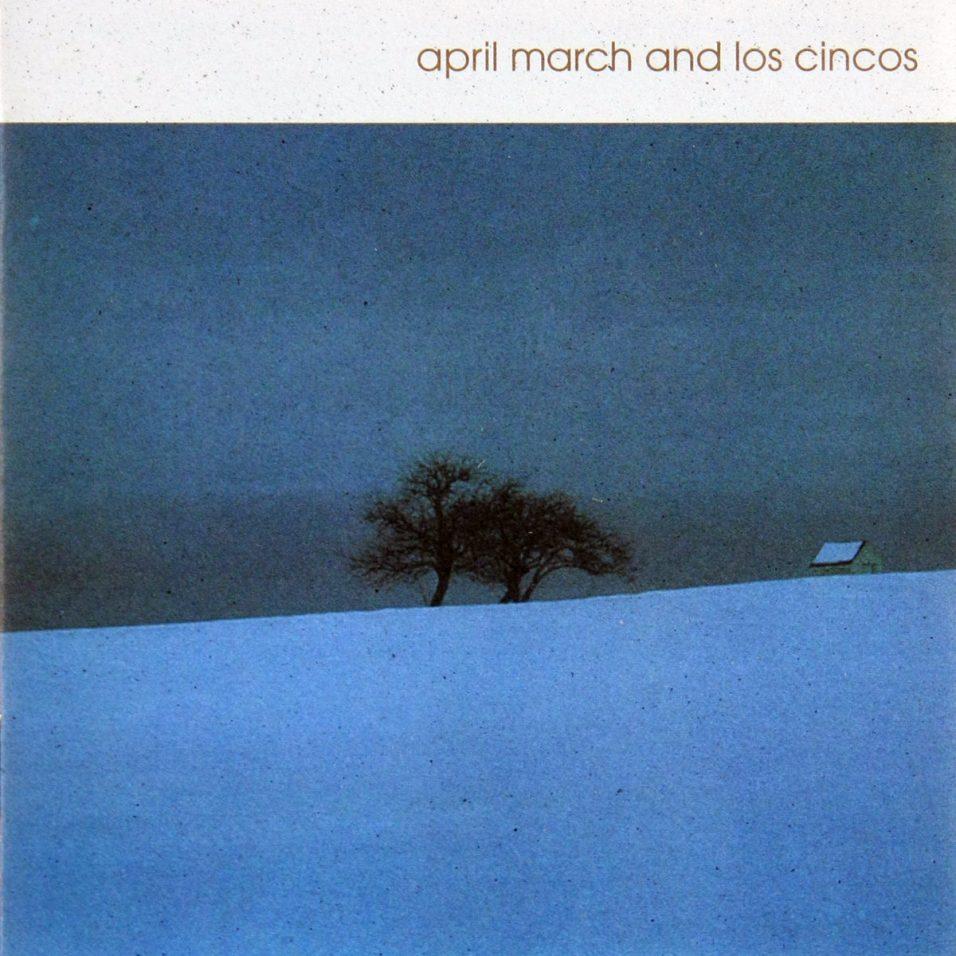 April March and Los Cincos - CD