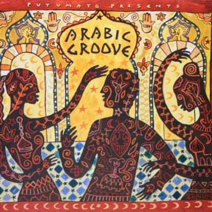 Arabic Grooves - CD