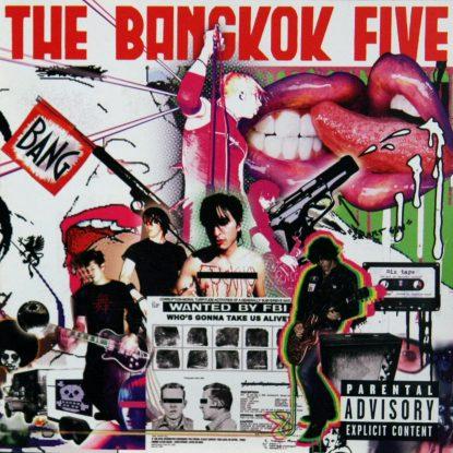Bangkok Five - Who's Gonna Take Us Alive - CD