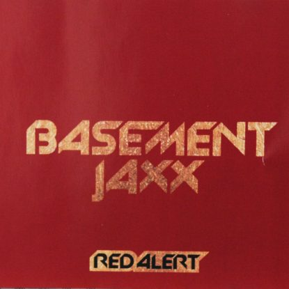 Basement Jaxx - Red Alert - CD