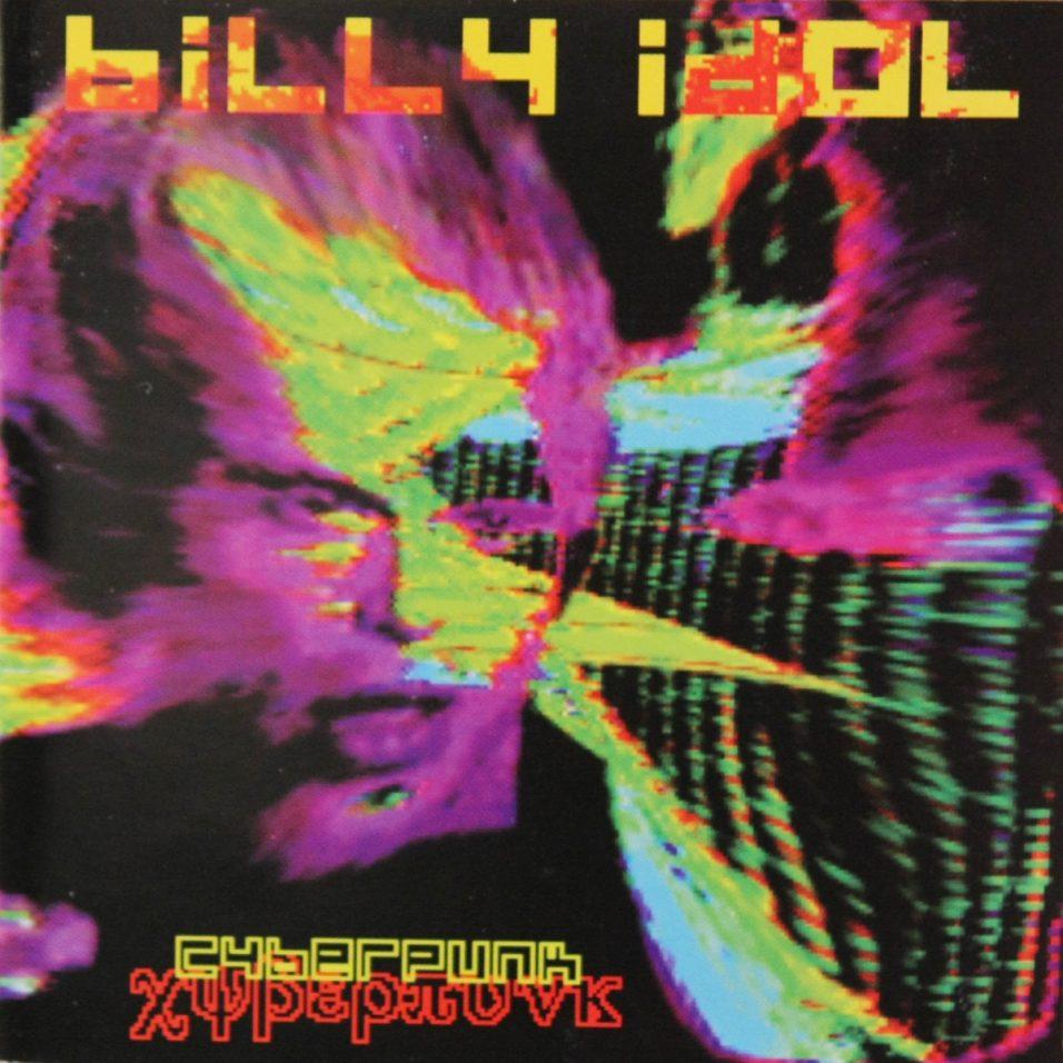 Billy Idol - Cyberpunk - CD