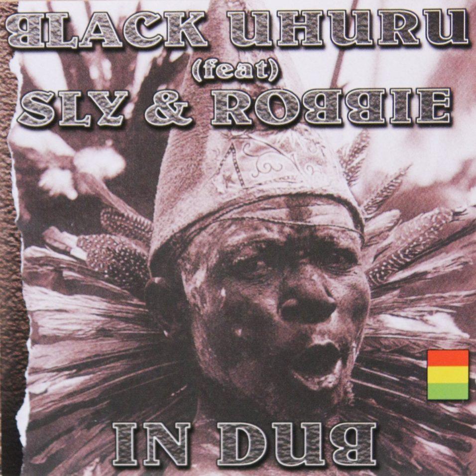 Black Uhuru - In Dub - CD