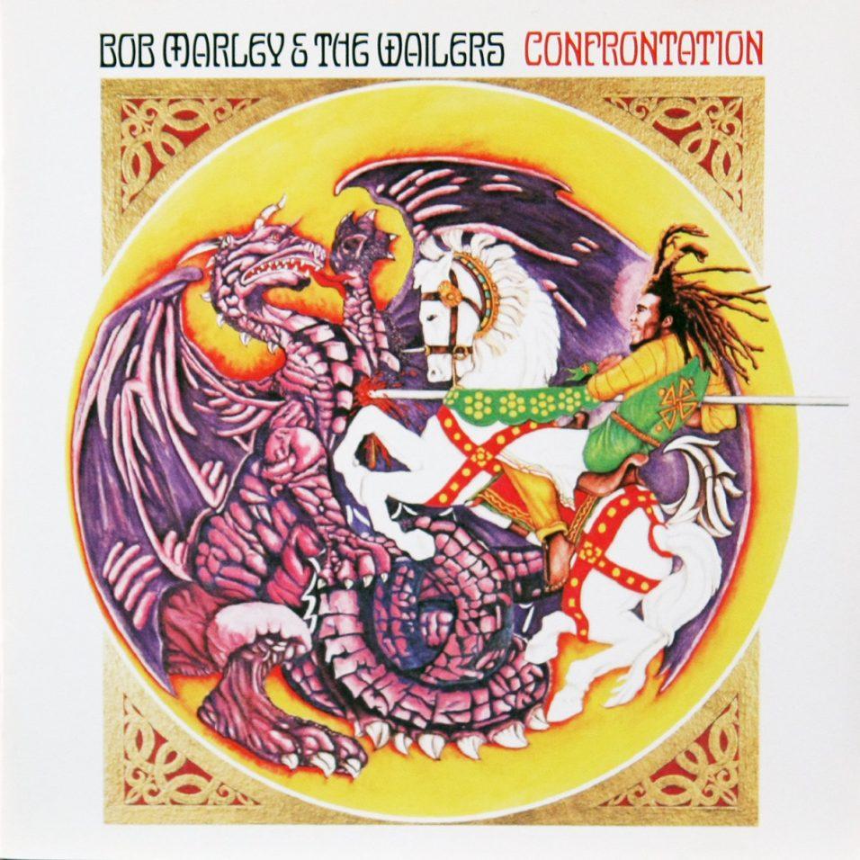 Bob Marley - Confrontation - CD