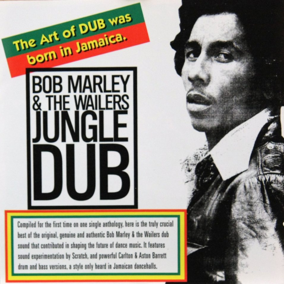 Bob Marley - Jungle Dub - CD