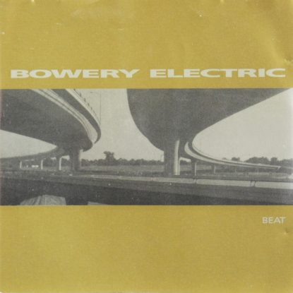 Bowery Electric - Beat - CD