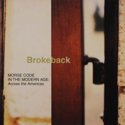 Brokeback - Morse Code - CD