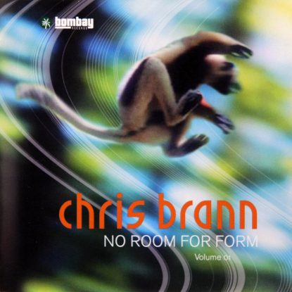 Chris Brann - No Room For Form - CD
