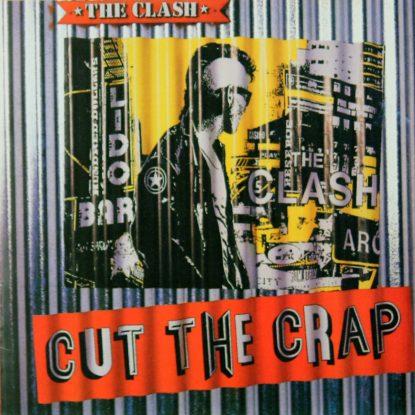 Clash - Cut The Crap - CD