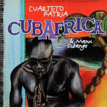 Cuarteto Patria - Cubafrica - CD