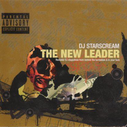 DJ Starscream - The New Leader - CD