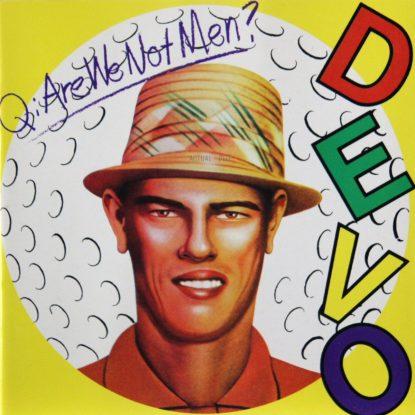 Devo - Q: Are We Not Men? - CD
