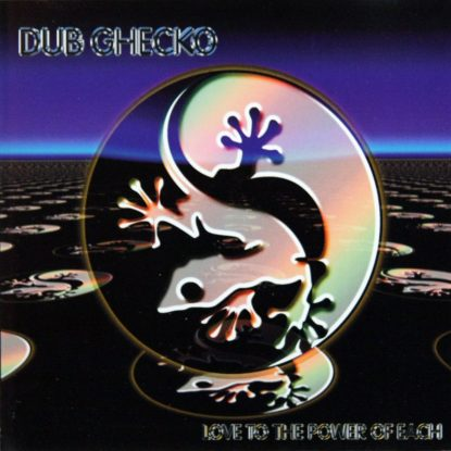 Dub Ghecko - Love To The Power Of Each - CD