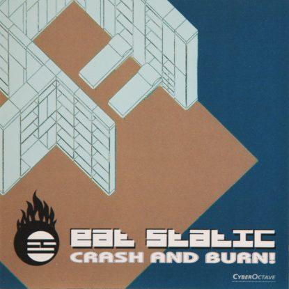 Eat Static - Crash and Burn - CD