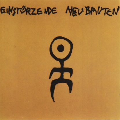 Einsturzende Neubauten - Kollaps - CD