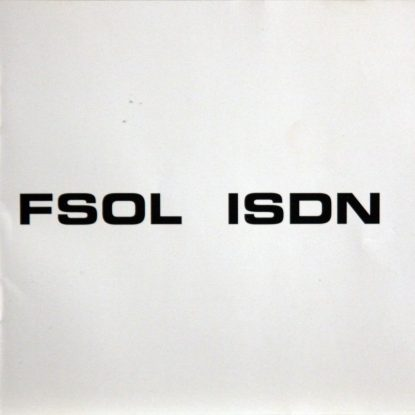 Future Sound Of London - I.S.D.N. - CD