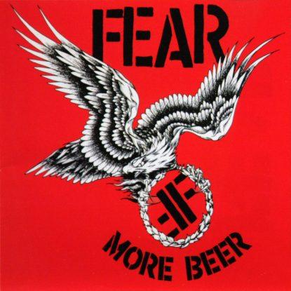 Fear - More Beer - CD