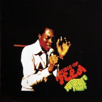 Fela Kuti - Roforofo Fight - CD